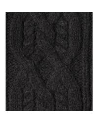 Polo Ralph Lauren - Black Minka Turtleneck Sweater - Lyst
