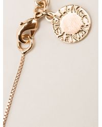 Stella McCartney | Pink Matchstick Necklace | Lyst