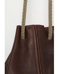 Free People - Brown Christie Bucket Bag - Lyst