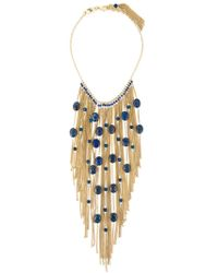 Rosantica | Metallic 'santa Barbara' Necklace | Lyst