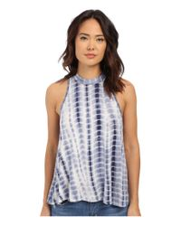 Lucy Love - White Zaria Tank Top - Lyst