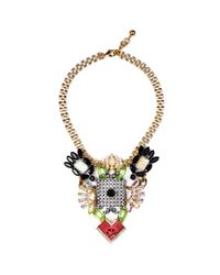 Lulu Frost - Multicolor Revolution Necklace - Lyst