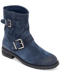 Vince Camuto | Blue Rubina Booties | Lyst