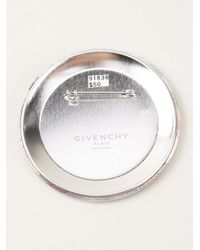 Givenchy - Multicolor 'grey Sunset' Pin - Lyst