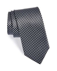 John W. Nordstrom | Black Woven Silk Tie for Men | Lyst