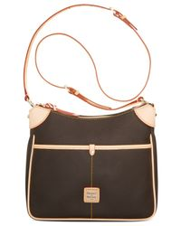 Dooney & Bourke | Brown Carly Kimberly Crossbody | Lyst