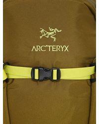 Arc'teryx - Green 20l Quintic Ski Backpack for Men - Lyst