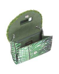 Sarah's Bag - Green Handbag - Lyst