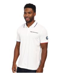 PUMA - White Bmw Msp Polo for Men - Lyst