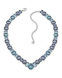 Swarovski | Blue Appeal Necklace | Lyst
