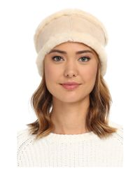 Ugg | Natural Carter Headband | Lyst