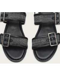 Frye - Black Phillip Buckles - Lyst