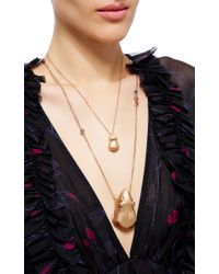 Daniela Villegas - Pink One Of A Kind Cuy Necklace - Lyst