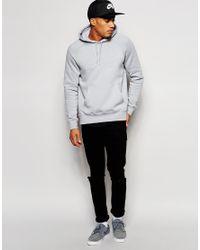 Nike | Gray Hoodie 707741-012 for Men | Lyst