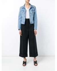 Acne Studios - Blue Denim Jacket - Lyst