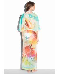 MILLY - Multicolor Dalihia Floral Emma Caftan - Lyst