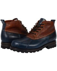 Frye | Blue Warren Duckboot for Men | Lyst
