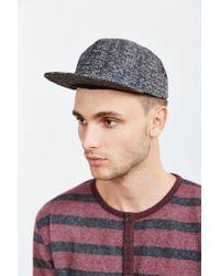 Timberland - Black Paladio Snapback Hat for Men - Lyst