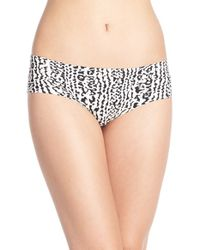 Calvin Klein | Multicolor 'invisibles' Print Hipster Briefs | Lyst
