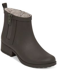 Lucky Brand | Green Women's Rhandi Rain Booties | Lyst