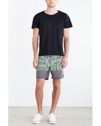 Globe - Gray Clifford Boardshort for Men - Lyst