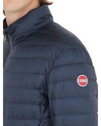 Colmar | Blue Punk Super Light Nylon Down Jacket for Men | Lyst