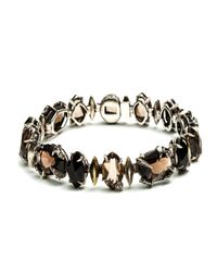 Alexis Bittar - Metallic Smoky Gold Marquis Tennis Bracelet You Might Also Like - Lyst