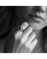 David Yurman - White Cerise Ring With Pearl And Diamonds - Lyst
