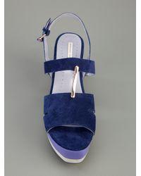 Opening Ceremony - Blue Glastonbury 5 Sandal - Lyst