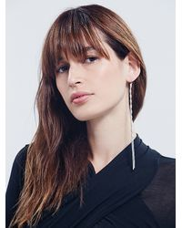 Free People - Metallic Womens Loved Up Earring - Lyst
