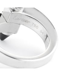 Cartier - Metallic Pre-Owned: Nail Ring - Lyst
