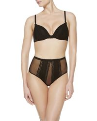 La Perla | Black Push-up Bra | Lyst