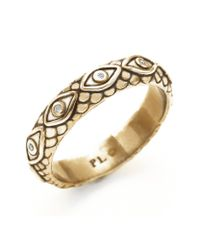 Pamela Love | Yellow 18k Gold Ajna Ring | Lyst