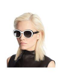 COACH - Black Lindsay Sunglasses - Lyst