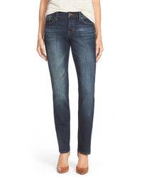 Lucky Brand - Blue 'sweet N Straight' Straight Leg Jeans - Lyst