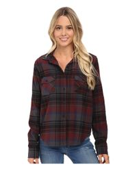 Volcom | Brown Desert Coast Shirt | Lyst