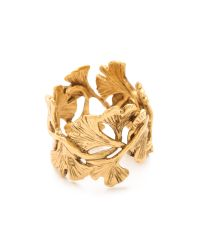 Aurelie Bidermann | Metallic Tangerine Ring | Lyst