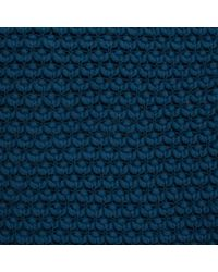 Paul Smith - Blue Women'S Petrol Bobble-Stitch Crochet Sweater - Lyst