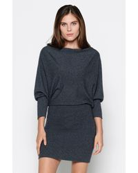 Joie - Gray Athel B Dress - Lyst