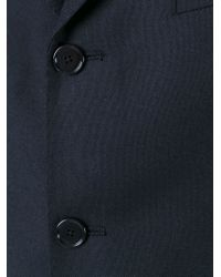Tagliatore - Blue Formal Suit for Men - Lyst