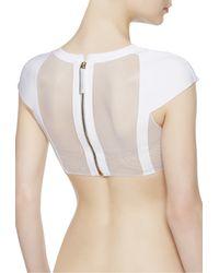 La Perla | White Long-line Bra | Lyst