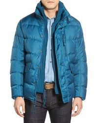 Marc New York | Blue By Andrew Marc Quilted Puffer Jacket for Men | Lyst