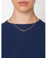 Pomellato   Metallic 'sabbia' Diamond Necklace   Lyst
