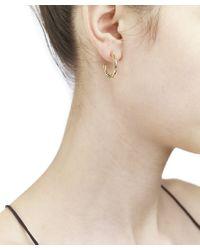 Arme De L'Amour | Metallic Bamboo Earring | Lyst