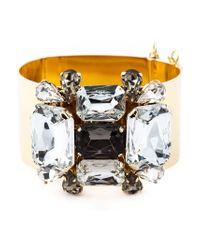 DSquared² | Metallic Embellished Cuff | Lyst