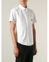 KENZO | White 'Eye' Shirt for Men | Lyst