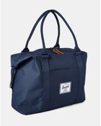 Herschel Supply Co. - Blue Supply Co. Strand Duffle Bag - Navy for Men - Lyst