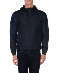 Herno - Blue Jacket for Men - Lyst