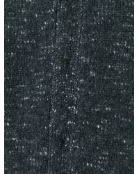 Marni - Gray Dotted Cardigan for Men - Lyst