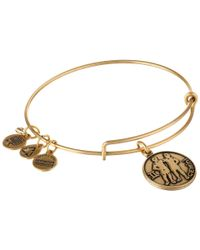 ALEX AND ANI | Metallic Gemini Ii | Lyst
